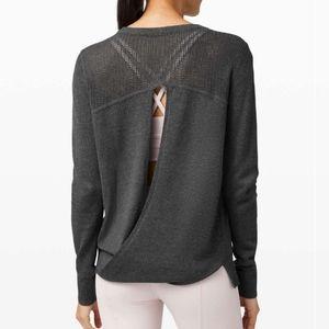 Lululemon   Back to Balance Sweater
